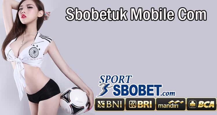Sbobetuk Mobile Com